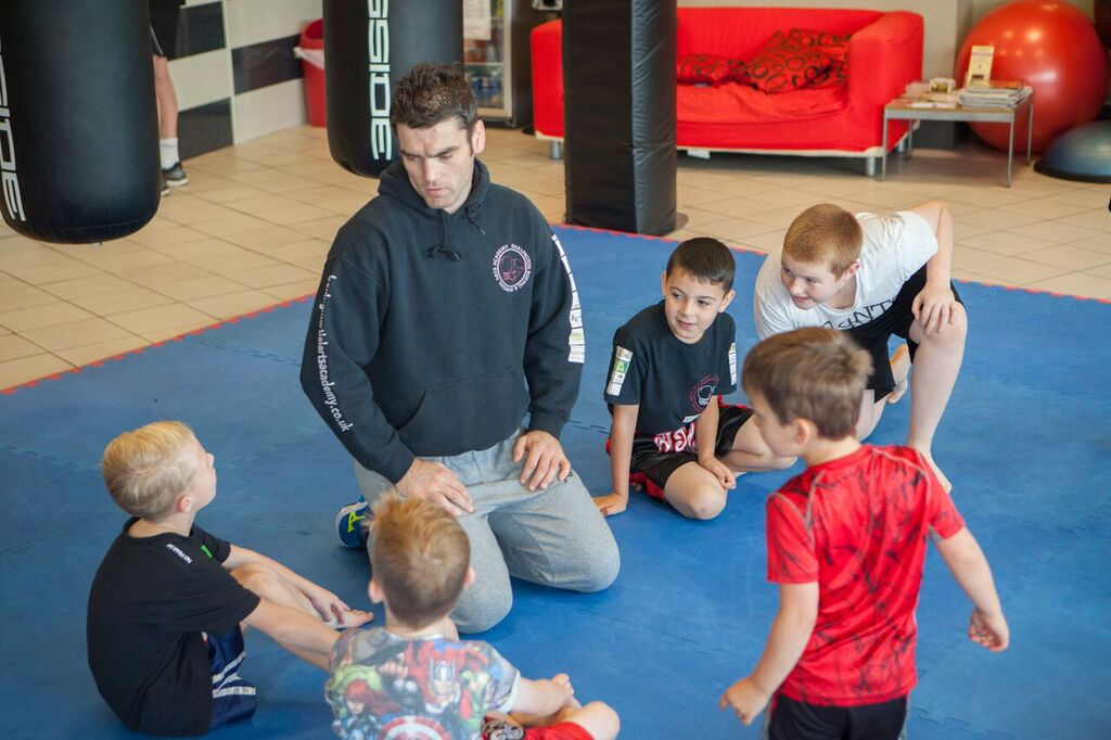 Children's classes at DBMA