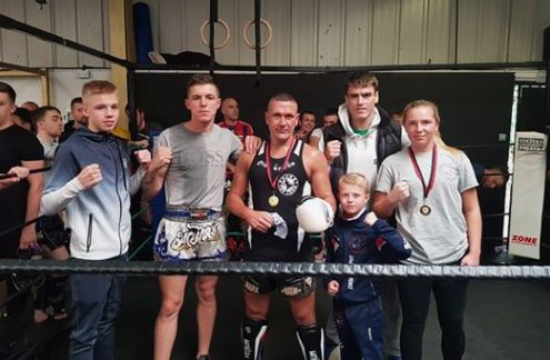 Northern Kings Gym interclub.